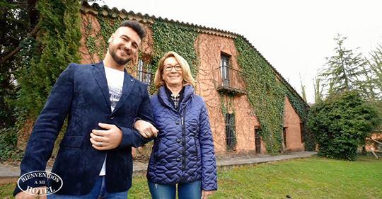 Un alojamiento rural de Fuenteheridos, protagonista del programa 'Bienvenidos a mi hotel' de Cuatro