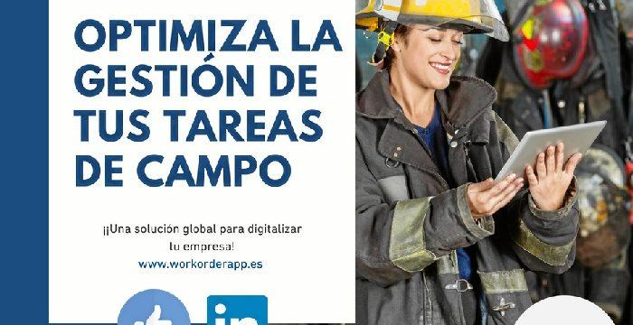 WorkOrderApp, el software de gestión empresarial líder en Europa dirigido en España por una onubense