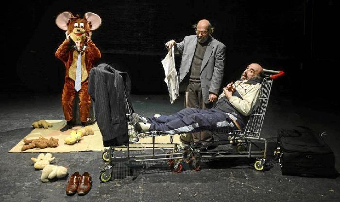 La Zaranda estrena 'Ahora todo es noche' en el XIII Ciclo de Teatro de Otoño de Cartaya