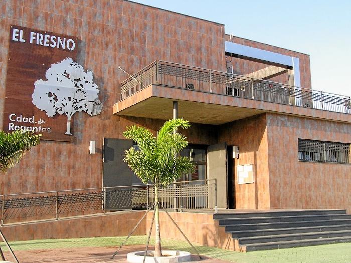 El Fresno ampliará su sede, inaugurada en 2007