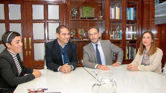 La futura Zona de Actividades Logísticas del puerto se integra en la Red Logística de Andalucía