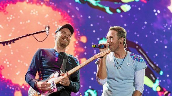 Huelva acogerá la proyección del documental 'A Head Full Of Dreams' de Coldplay