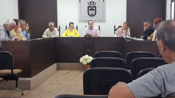 Hinojos aprueba sus presupuestos municipales para 2019