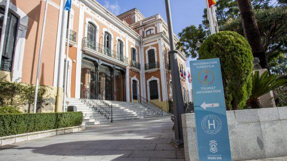 Centralizados en la Casa Colón de Huelva todos los servicios de Cultura y Turismo