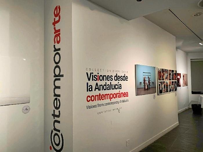 La UHU presenta 'Contemporarte' en el instituto Cervantes de Nueva York
