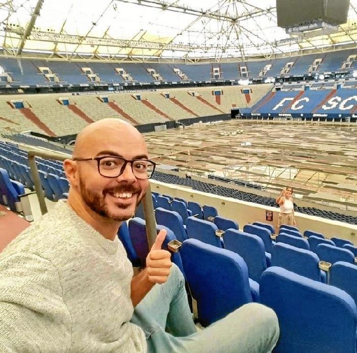 El onubense Juanma Romero trabaja en Alemania en la web oficial en español de la Bundesliga