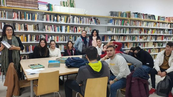 La Biblioteca de Paterna fomenta el préstamo de libros electrónicos