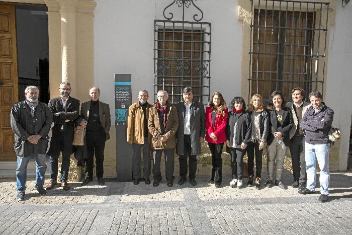 El onubense que fue padre de la libertad de prensa en España, José Isidoro Morales, ya tiene una calle y estela en su ciudad