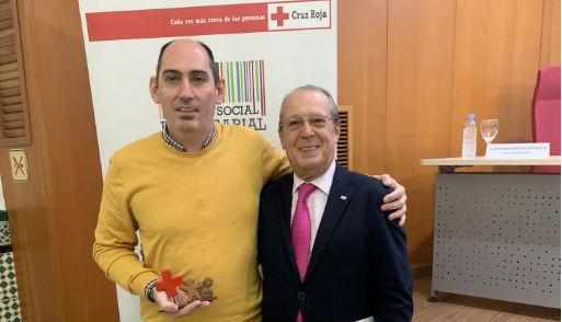 Fresón de Palos recibe el reconocimiento de Cruz Roja por su colaboración en la inserción laboral de personas en riesgo de exclusión