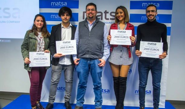 MATSA fomenta la educación de los jóvenes universitarios de Huelva