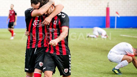 El Cartaya fue el único equipo de Huelva que ganó esta jornada en la División de Honor Andaluza