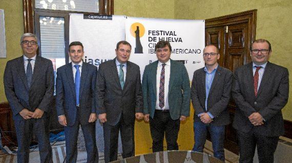 La Fundación Cajasur se suma a los colaboradores oficiales del Festival de Huelva