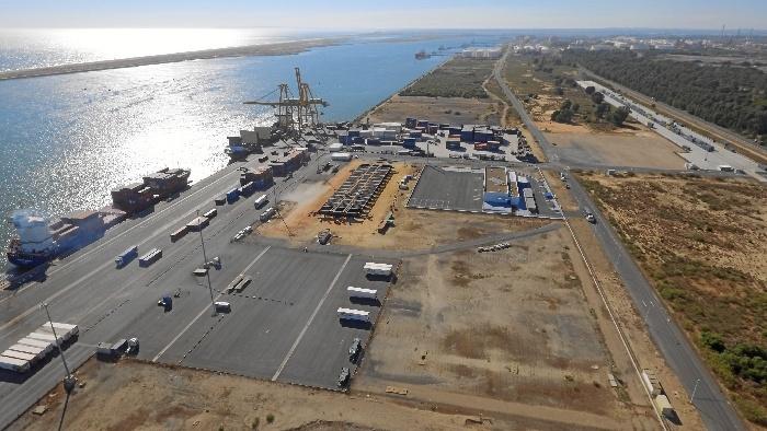 La Autoridad Portuaria de Huelva licita la ampliación Norte del Muelle Sur por 46 millones de euros