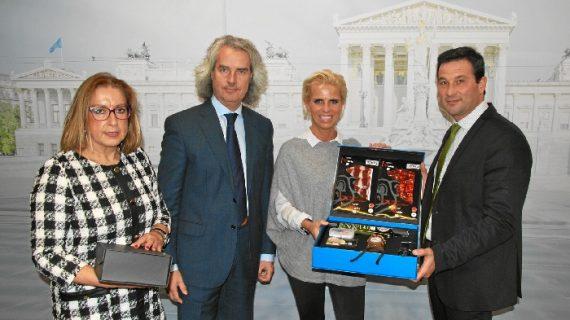 El destino Huelva se promocionará en Austria los próximos dos años