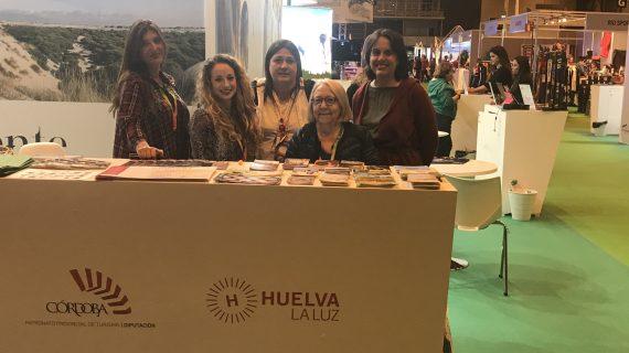 Huelva promociona su turismo de naturaleza y sostenible en Expotural