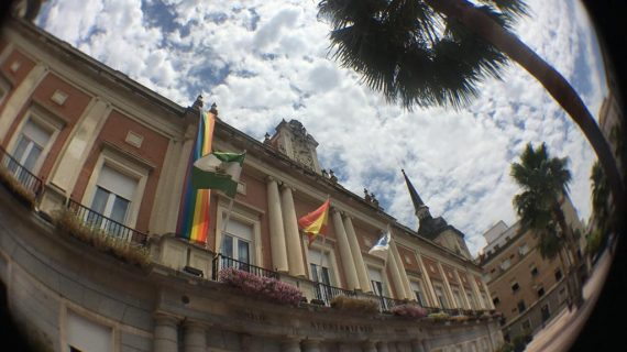 Impulsada creación de una comisión de trabajo de apoyo al colectivo LGTBI en Huelva