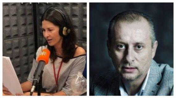 Fermín Cabanillas y Sonia Vela, reconocidos como 'Periodistas con buena tinta' por su trabajo solidario con la profesión