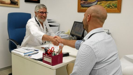"""Dr. José Luis Mendoza: """"Nuestro plan estratégico se basa en captar talentos e invertir en nuevas instalaciones"""""""