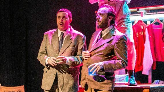 La obra teatral 'Herederos del Ocaso' y el musical 'La Dama y el Vagabundo', propuestas para esta semana en el Gran Teatro