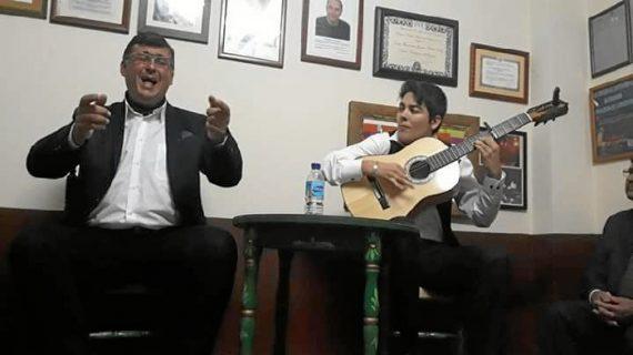 La Tertulia Flamenca de las Colonias recibe al cantaor Antonio Montes