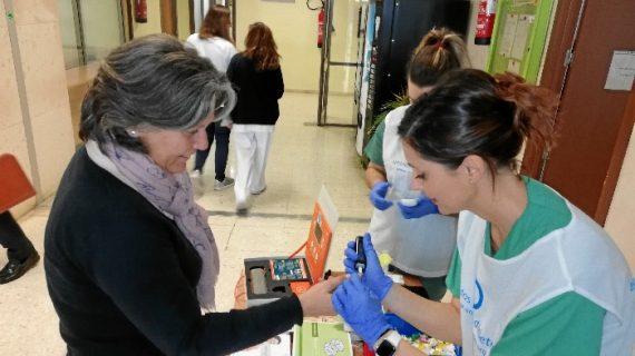 Apuesta por el diagnostico precoz de la diabetes en su Día Mundial