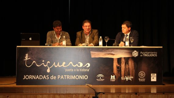 Inauguradas las III Jornadas de Patrimonio de Trigueros