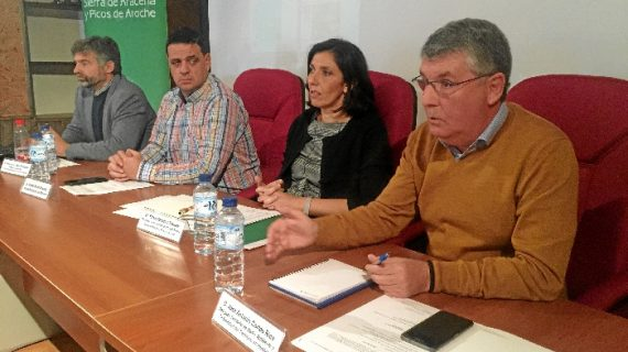Sierra de Aracena y Picos de Aroche apuesta por la investigación y la seguridad en torno al castañar
