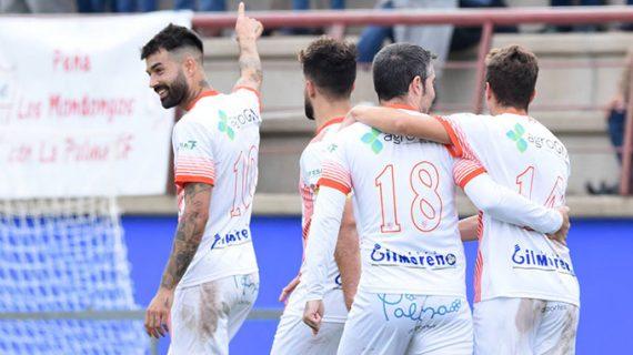 La Palma, único equipo de Huelva que pudo ganar este domingo en la División de Honor Andaluza
