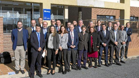 ASA Andalucía entrega a Medio Ambiente las conclusiones de los talleres del futuro Reglamento del Ciclo Integral del Agua de Uso urbano