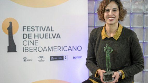 Marta Díaz de Lope recibe el Premio Mejor Cineasta de Andalucía de Canal Sur