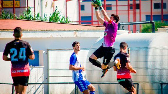 Empates del Atlético Onubense, Pinzón, La Palma y Cartaya en la División de Honor Andaluza
