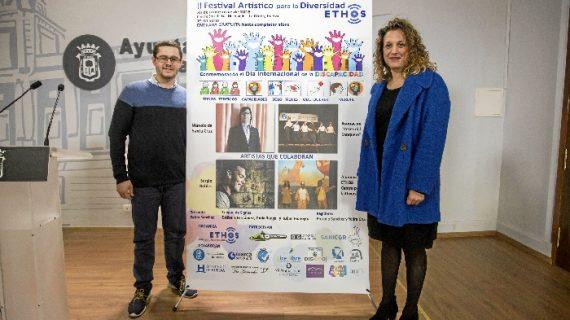 El Centro Social 'Los Desniveles' acoge el II Festival Artístico para la Diversidad Ethos