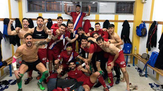 El Recreativo de Huelva reacciona a tiempo y logra un triunfo redentor en el feudo del Talavera (2-3)
