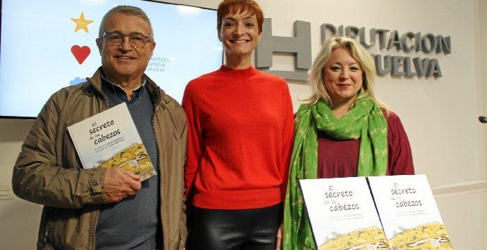 La periodista Lucía Vallellano presenta 'El secreto de los cabezos', un homenaje al patrimonio cultural y paisajístico de Huelva