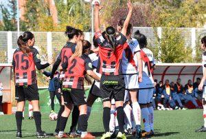 Estrenar el casillero de victorias, el reto del Sporting Puerto de Huelva este domingo en Logroño. / Foto: www.lfp.es.