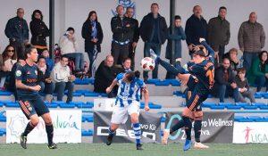 Las componentes del Sporting confían en contar con el plus que da su afición en el partido del domingo ante el Espanyol. / Foto: www.lfp.es.