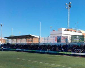 La Palma cayó derrotada en el campo del Viso en el estreno en el banquillo de Pascual García. / Foto: @UP_Viso.