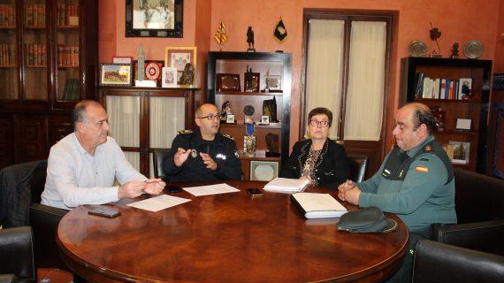 Reunida la comisión técnica de violencia de género de La Palma