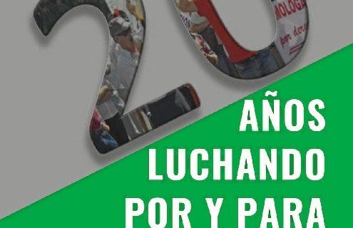 La Plataforma por la Homologación en Andalucía celebra en Huelva sus veinte años de trayectoria