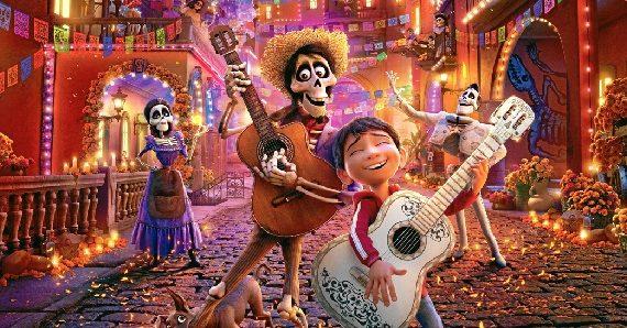 Los cines Artesiete Holea proyectan 'Coco' a beneficio de la AECC