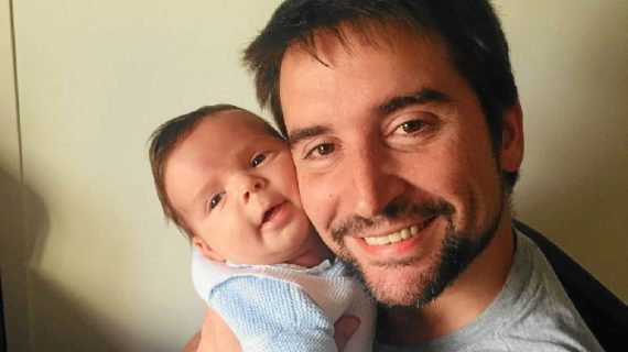 Eduardo García Soblechero, un pediatra apasionado por su trabajo y dedicado al cuidado de los más pequeños