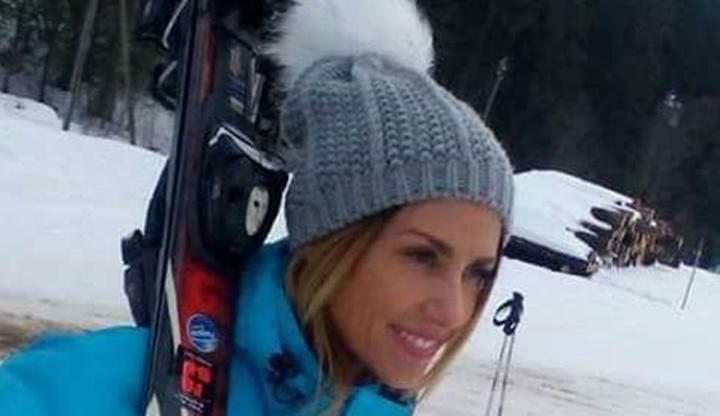 Elena Rodríguez Limón, una joven de El Almendro enamorada de la belleza de Suiza
