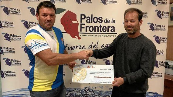 La Comunidad de Regantes mantiene su apoyo al CB Baloncesto 'Ciudad de Palos'