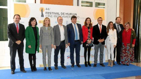 El Festival de Cine de Huelva inaugura su 44 edición con el compromiso de crecer sin imitar a otras muestras