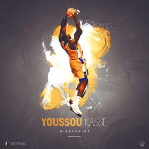 Youssou Kasse, nuevo jugador del CDB Enrique Benítez.