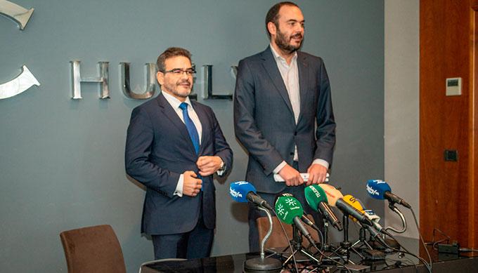 """Krypteia Capital reitera su intención de """"comprar el Recreativo"""" y su anhelo de """"ayudar al Decano del fútbol español"""""""