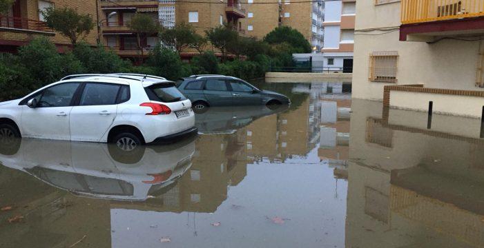 Lepe activa un plan municipal especial de mantenimiento y seguridad con motivo de las lluvias