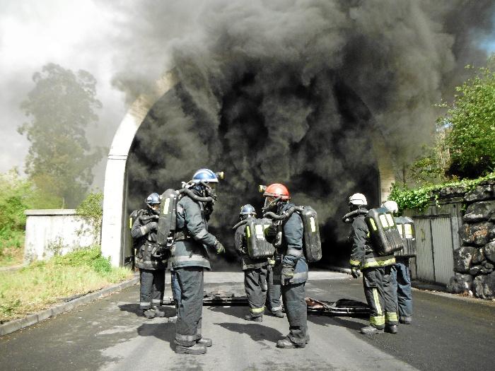 """Jefe de la Brigada de Rescate Minero de MATSA: """"Aportamos seguridad y tranquilidad"""""""