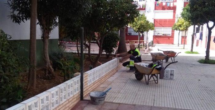 Destinados más de 84.000 euros a 86 obras de mantenimiento en el mes de octubre