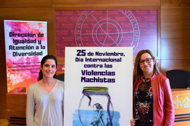 La UHU se suma a los actos del Día Internacional Contra la Violencia Machista
